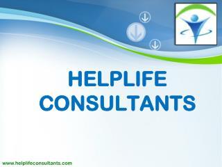 HELPLIFE CONSULTANTS