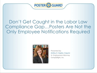 Labor  Employment Law Update