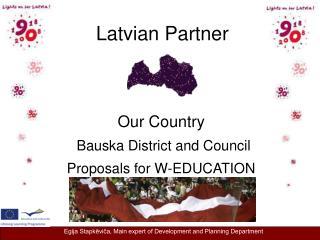 Latvian Partner
