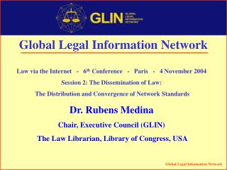 Global Legal Information Network