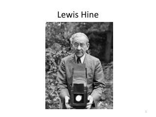 Lewis Hine