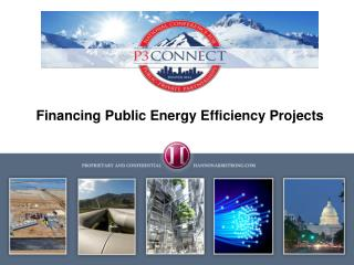 Financing Public Energy Efficiency Projects