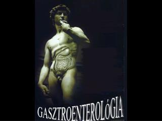 GASZTROENTEROLÓGIA