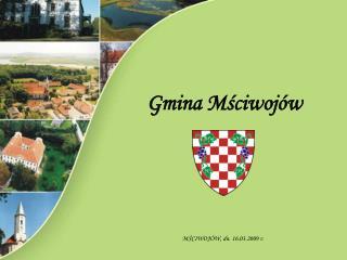 Gmina Mściwojów