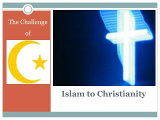 Islam to Christianity