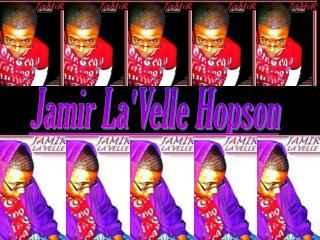 Jamir La'Velle Hopson