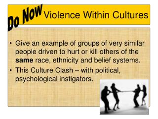 Violence Within Cultures