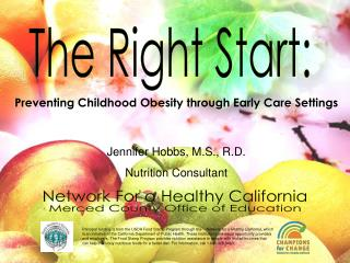 Network For a Healthy California