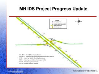 MN IDS Project Progress Update