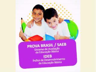 SISTEMA DE AVALIAÇÃO BÁSICA Prova Brasil  – 2013 A Prova Brasil e SAEB serão realizadas em 2013.