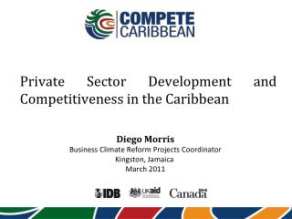 Private Sector Development and Competitiveness in the Caribbean