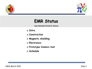 EMR  Status