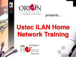 Ustec iLAN Home Network Training