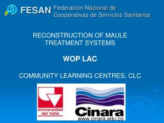 Federación Nacional de Cooperativas de Servicios Sanitarios