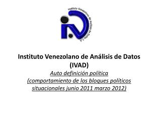 Comportamiento del voto duro y voto blando de los bloques políticos (junio 2011 – marzo 2012)