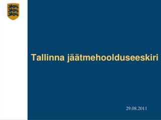 Tallinna jäätmehoolduseeskiri