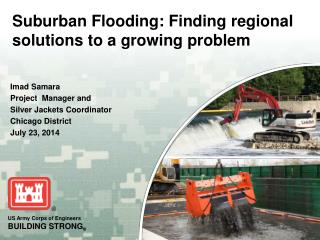 Suburban Flooding: Finding regional solutions to a growing problem