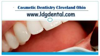 Cosmetic Dentistry Cleveland Ohio