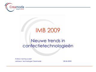 IMB 2009