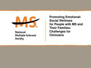 Psychosocial Aspects of Wellness