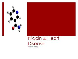 Niacin & Heart Disease