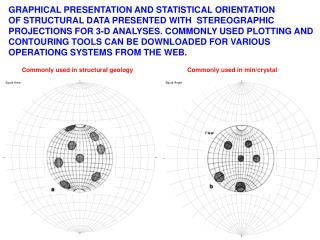 GRAPHICAL PRESENTATION AND STATISTICAL ORIENTATION