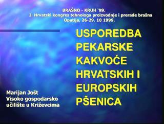 Marijan Jošt Visoko gospodarsko učilište u Križevcima