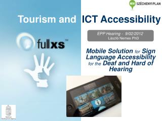 Tourism and   ICT Accessibility