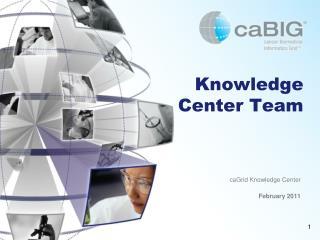 Knowledge Center Team