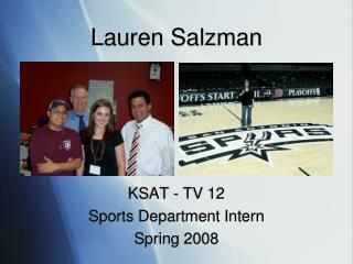 Lauren Salzman