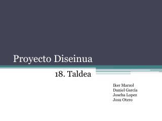 Proyecto Diseinua