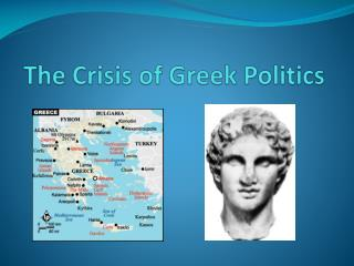 The Crisis of Greek Politics