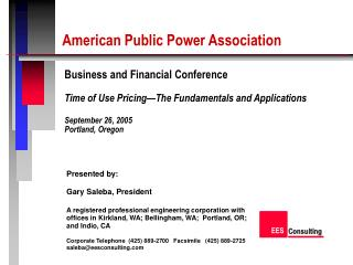 American Public Power Association
