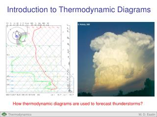 Introduction to Thermodynamic Diagrams