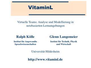 VitaminL