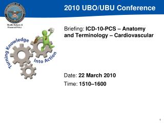Briefing: ICD-10-PCS   Anatomy and Terminology   Cardiovascular