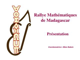 Rallye Mathématiques de Madagascar