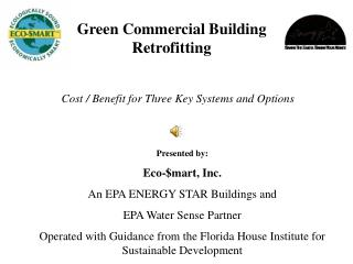 Green Commercial Building Retrofitting