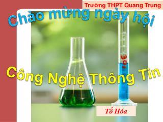 Trường  THPT  Quang Trung