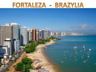 FORTALEZA  -  BRA ZYLIA