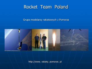 Rocket  Team  Poland