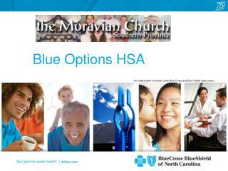 Blue Options HSA
