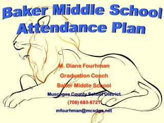 Baker Middle School Attendance Plan