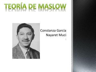 Constanza García  Nayaret Muci