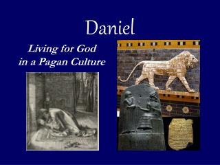 Living for God in a Pagan Culture
