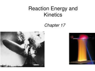 Reaction Energy and Kinetics