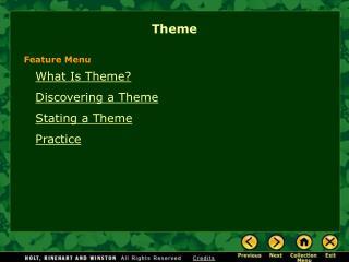 Theme