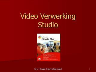 Video Verwerking Studio