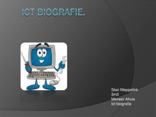 Ict Biografie.