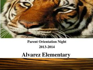 Alvarez Elementary